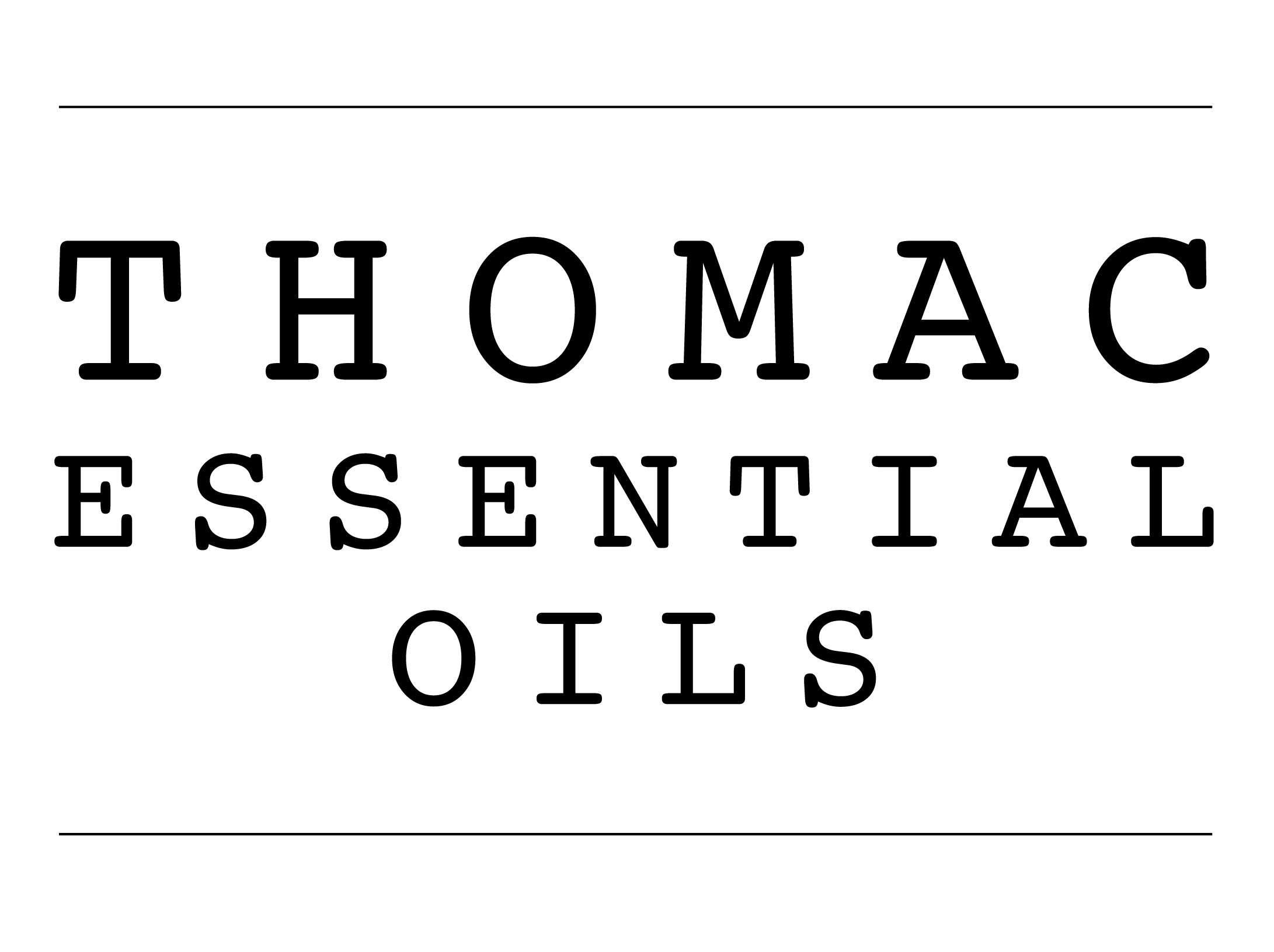 Thomac Essential Oils